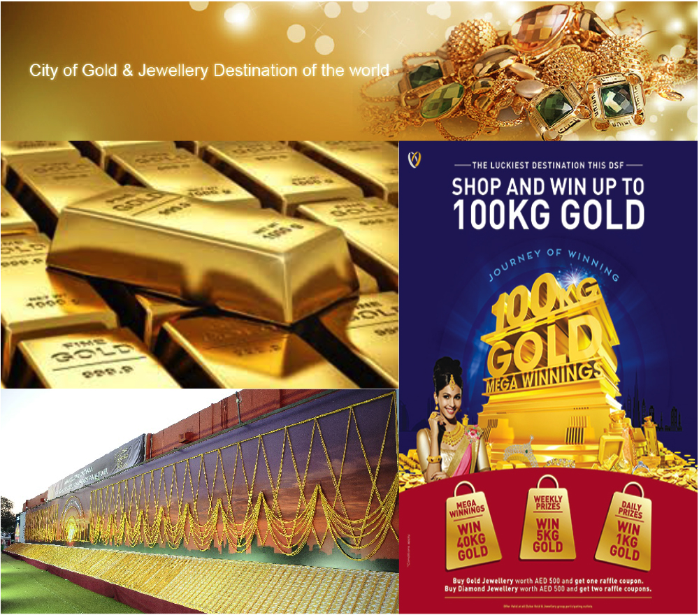 DUBAI GOLD & JEWELLERY