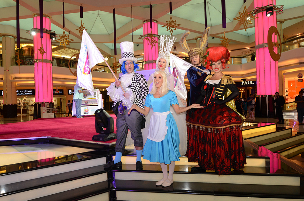 Mall Events for Abu Dhabi Summer Season 2015