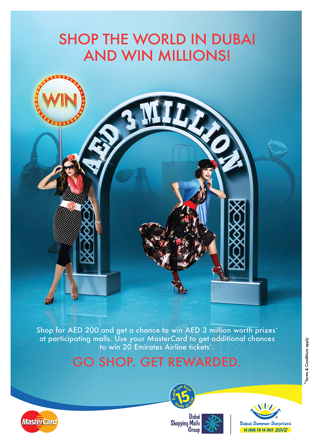 Shop and win win millions 2012 (Promotion)