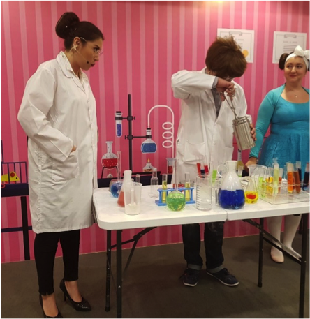 SCIENCE PARTY – BACK TO SCHOOL, AL GHURAIR CENTER